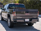 The Sierra s EZ Lift tailgate makes it easier to lift and lower the