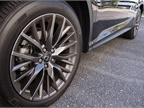 The 2016 RX 350 offers 20-inch wheels with Michelin s Premier LTX