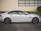 The XE is 183.9 inches long, which is about 1.5 inches longer than the