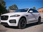 The 2017 F-Pace is available in six models, including the base,