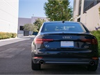 The lightest 2017 A4 weighs 3,483 pounds, which is 100 pounds less