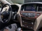 The 2017 Pathfinder offers the Advanced Drive-Assist Display that