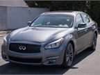 Infiniti offers the Q70 in standard and long-wheelbase models.