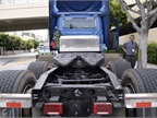 Transpower s EV big rig is a Class 8 vehicle.