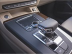 Audi s MMI navigation includes a gesture pad that allows drivers to