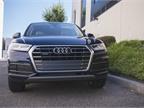 Audi is offering the Q5 in three trim grades, including Premium,