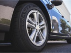 The Cruze diesel rides on 16-inch aluminum allloy wheels.