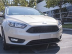 Ford offers its Focus hatchback in four trim levels, including S, SE,
