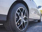 For 2017, the Focus adds 17-inch aluminum wheels.