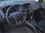 In terms of ergonomics, the Focus is comfortable to drive, which is