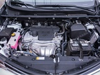 Toyota s RAV4 runs on a 2.5L 4-cylinder engine that s paired to