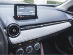 A 7-inch color touchscreen is placed at the driver s light of sight.