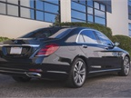 The S-Class starts at $89,900, but quickly escalates to six figures