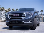 The GMC Terrain is a sister vehicle to the Chevrolet Equinox. The two will share the D2XX platform.