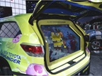 Toyota s 2014 SpongeBob Highlander, a collaboration with Animal Planet