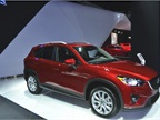 The Mazda CX-9 is the automaker s largest SUV.
