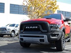 Ram designers gave the truck a grille with a tie-in to the current
