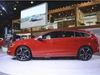 Volvo describes its 2014 V60 as a sports sedan.