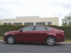 The Fusion is available in three trim levels, including the S, SE, and