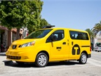 The NV200 taxi is now widely available after its initial introduction