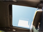 The NV200 taxi adds a moonroof.