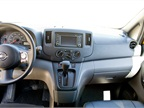 The driver s compartment feels carlike and closely resembles the NV200