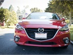 The Mazda3 features Mazda s lightweight Skyactiv technology.