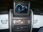 The eCell s dash area.