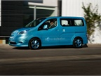Nissan said the e-NV200 Concept van is a  near production  model.