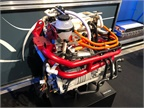 Here s the electric motor for the eSprinter, which could be offered in