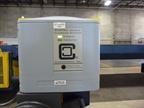 An EV charging station used by FedEx.
