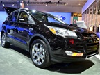 Ford showed its all-new 2013-MY Escape at the show.