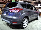One of the new features on the Escape is its hands-free liftgate,
