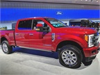 2018 Ford F-250 Super Duty Limited