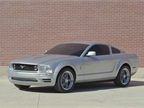 The fifth-generation Mustang released in 2005 included a more