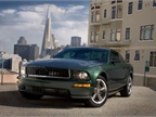 In 2008, Ford released the Mustang Bullitt in highland green that paid