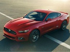 The 2015 Mustang will be offered in three trim levels including the