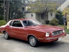 For the 1974 model year, Ford released the Mustang II after Lee