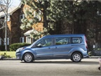 Ford has been offering a passenger variant of its Transit Connect