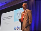 G. Mustafa Mohatarem, Ph.D., chief economist, General Motors, speaks