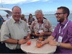 LeasePlan sponsored a June 15 dinner cruise.