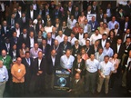 Some of the attendees of the inaugural Global Fleet Management