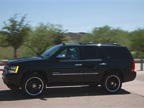The Chevrolet Tahoe.