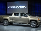 The Canyon completes a three-truck GMC lineup that also includes the