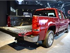 For 2013, the GMC Sierra features Powertrain grade braking in normal