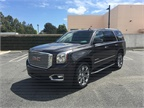 The Yukon Denali XL offers a multitude of luxurious interior