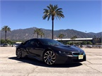 BMW s i8 supercar uses a 357-hp plug-in hybrid powertrain that