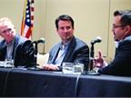 (L-R) Steve Solomon, VP of asset remarketing at Chrysler Financial;