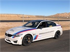 Another BMW M3 for hot laps