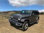 The Sahara is the more city-driving Wrangler with its larger wheels